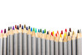 Colored Pencils Royalty Free Stock Image - 50181946