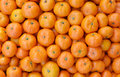 Crate Of Ripe Tangerines. Stock Image - 50199031