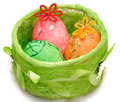 Easter Eggs Royalty Free Stock Photography - 5021167