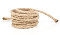 Roll Of Rope Royalty Free Stock Photography - 50206597