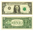 One Dollar Banknote Stock Images - 50209894