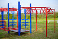 Colorful Playground Stock Images - 50221524