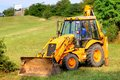 Tractor JCB Royalty Free Stock Image - 50224316