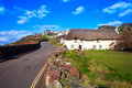 Hope Cove Is A Small Seaside Village Within The Civil Parish Of South Huish In South Hams District, Devon Royalty Free Stock Photography - 50229547