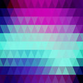 Vector Retro Pattern Of Geometric Shapes. Colorful Mosaic Backdr Stock Photography - 50245892