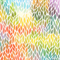 Vector Seamless Abstract Hand-drawn Pattern Royalty Free Stock Image - 50259416