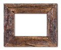 Rustic Wood Frame Royalty Free Stock Photo - 50265495