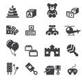 Toy Icon Royalty Free Stock Photos - 50272088