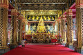 Face Au Bouddha (Wat Phan On - Chiang Mai - Thaïlande) Royalty Free Stock Photo - 50285625