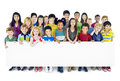 Children Kids Childhood Friendship Happiness Diversity Concept Royalty Free Stock Photography - 50288687