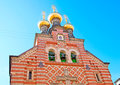 Denmark. Copenhagen. The Alexander Nevsky Church Royalty Free Stock Photography - 50309207