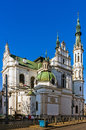Church Of The Holy Redeemer In Warsaw Royalty Free Stock Images - 50313469
