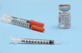 Syringe With Vial Royalty Free Stock Image - 50316786