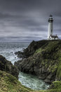Pigeon Point Lighthouse Stock Image - 50354601