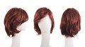 Hair Wig Over The Mannequin Head Royalty Free Stock Images - 50360369