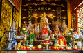 Celebration Of The Chinese New Year In The Temple Saphan Hin Royalty Free Stock Images - 50366029