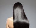 Long Straight Hair Stock Images - 50377914