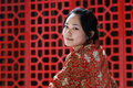 Chinese Girl Royalty Free Stock Image - 5042266