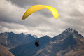 Paragliding Stock Images - 50401384