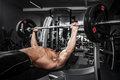 Bench Press Stock Images - 50414924