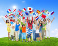 Diverse Diversity Ethnic Ethnicity Variation Togetherness Concept Stock Photography - 50421482