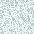 Seamless Floral Pattern. Flowers Texture. Daisy. Royalty Free Stock Images - 50436539