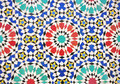 Traditional Marrocan Tiles Royalty Free Stock Images - 50474699