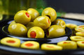 Green Olives Royalty Free Stock Images - 50476109