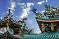 Ancient Chinese Architecture Stock Images - 50508804