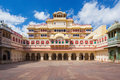 City Palace In Jaipur Stock Images - 50517604