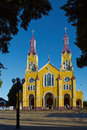 Colourful Church Stock Image - 50530671