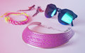 Summer Fashion Accessories Royalty Free Stock Photography - 50537407