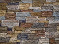 Stone Wall Stock Image - 50561171