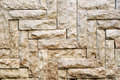 White Stone Tile Texture Brick Wall Backgrounds Royalty Free Stock Image - 50575496