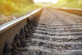 Railroad Stock Image - 50596371
