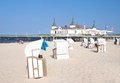 Ahlbeck,usedom Island,Baltic Sea,Germany Royalty Free Stock Image - 50616226