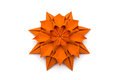 Origami Dahlia Flower Royalty Free Stock Images - 50626469