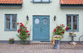Pretty Home Entrance Stock Images - 50626894