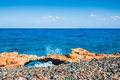 Rocky Beach On The Red Sea Royalty Free Stock Images - 50633449