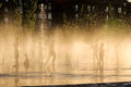 Kids Playing With Water Royalty Free Stock Image - 50635216