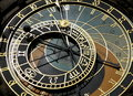 Prague S Astronomical Clock On Old Town Square Royalty Free Stock Images - 50647019
