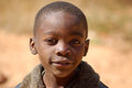 The Look On The Faces Of The Children Of Africa - Village Pomeri Stock Images - 50670064