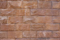 Rock Brick Wall For Background Stock Photography - 50684882