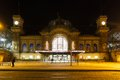 Dresden Central Station Royalty Free Stock Photo - 50688165