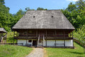 Old Traditional House In Romania Royalty Free Stock Photo - 50712535