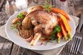 Cooked Lamb Chop Stock Photography - 50729482