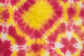 Tie Dye Fabric Background Stock Images - 50741674
