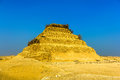 The Step Pyramid Of Djoser At Saqqara Stock Photos - 50753983
