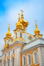 Church Of St. Peter And Paul In Peterhof, St. Petersburg Stock Images - 50767274
