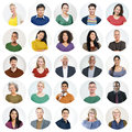 Diverse People Multi Ethnic Variation Casual Concept Stock Photo - 50803320